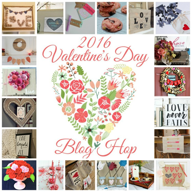 2016 Valentine's Day Blog Hop