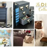 The DIY Collective No. 6 { Plus Easy DIY Wood Projects }