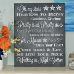 Southern Sayings Chalkboard Printable