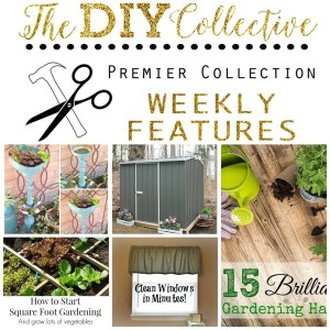 The DIY Collective Features: DIY Garden Projects