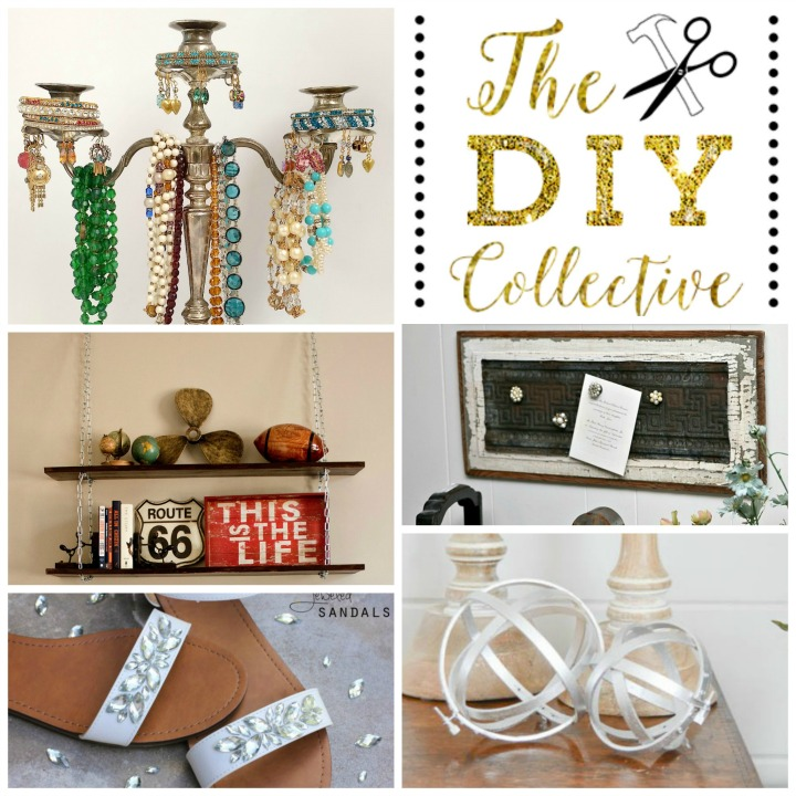 DIY Collective Week 9 Features