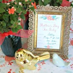 Mother's Day Tea Party Invitation {Free Printables}