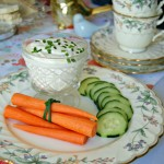 Tea Party Menu for a Mother's Day Luncheon