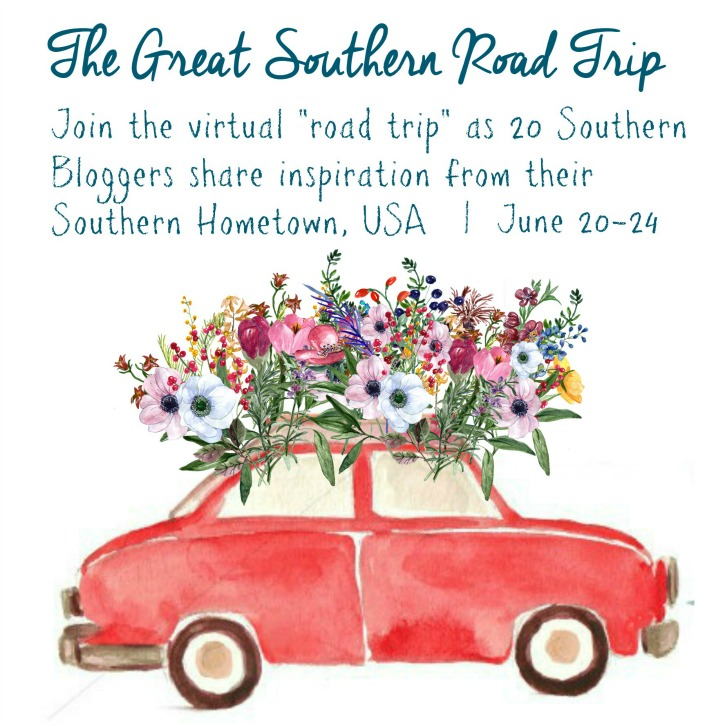 great southern road trip graphic