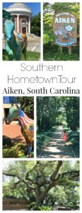 Welcome to my Southern Hometown Tour of Aiken, South Carolina! Experience a vibrant downtown, thrilling horse races, and beautiful Hopeland Gardens.