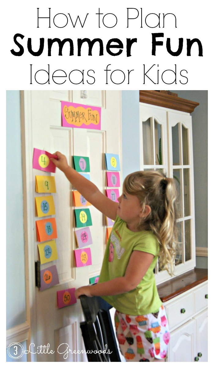Oh My Goodness! I've been looking for this post! It's How to Plan Summer Fun Ideas for Kids!