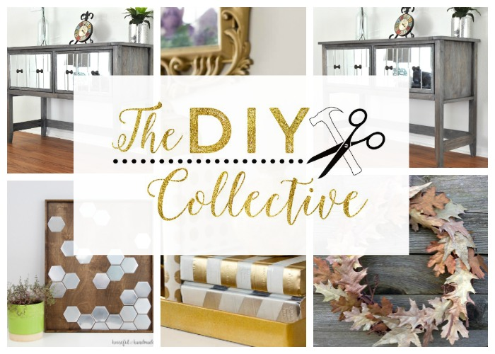The DIY Collective No 35 weekly features