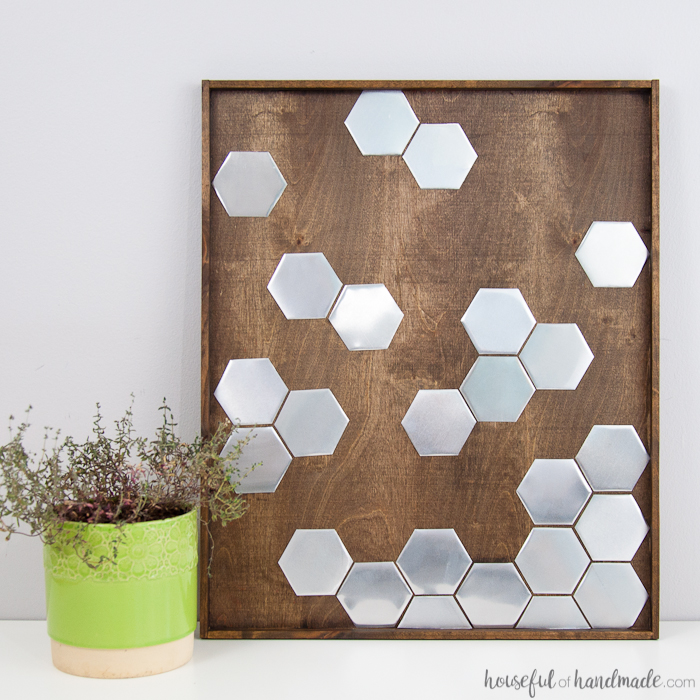 diy-metal-hexagon-wall-art-6