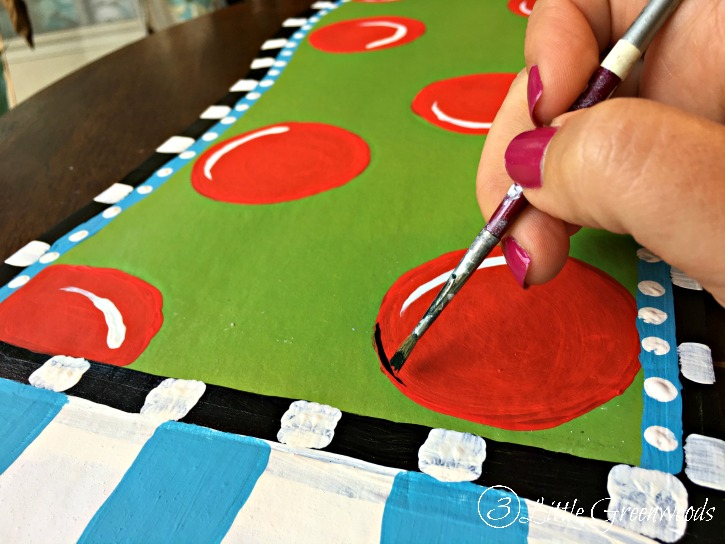 Add some cuteness to your Christmas door with this tutorial for a Christmas Stocking Door Decoration. Don't pay BIG bucks for a Stocking Door Hanger! It's a Dollar Store Christmas project you will love!