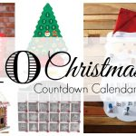 10 Christmas Countdown Calendars for the Not-So Crafty