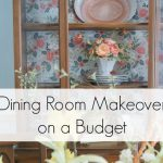 Dining Room Makeover Ideas on a Budget