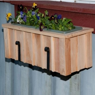 10 front porch flower box ideas you can install today for great curb appeal!