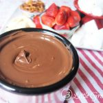Crockpot Chocolate Fondue Recipe