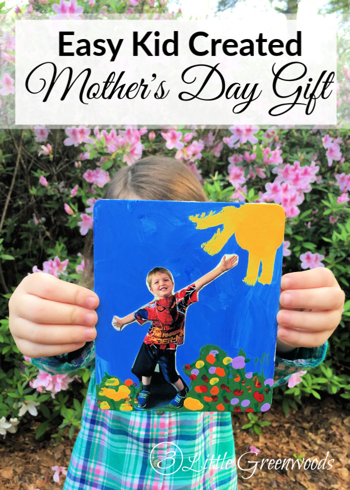 Mother S Day Crafts For Kids In Preschool 3 Little Greenwoods